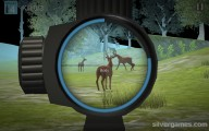 Deer Hunter: Hunting Deer Gameplay