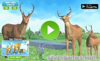 Deer Simulator: Menu
