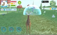 Deer Simulator: Gameplay Deer Field
