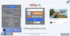 Defly.io: Menu