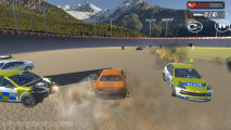 Demolition Derby Simulator: Driving Simulator