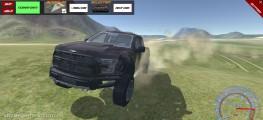 Derby Crash 4: Fancy Black Car Stunts