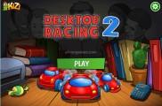 Desktop Racing 2: Menu