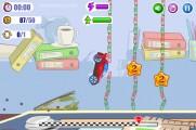Desktop Racing 2: Gameplay Distance