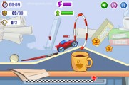 Desktop Racing 2: Gameplay Racing