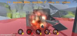 Destroyer Crash Simulator: Destroy