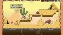 Dibbles 3: Desert Despair: Gameplay Point Click