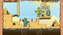Dibbles 3: Desert Despair: Gameplay Point And Click