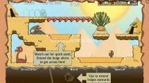 Dibbles 3: Desert Despair: King Obstacles Gameplay