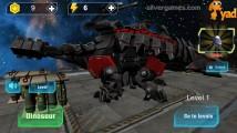 Dino Squad Battle Mission: Menu
