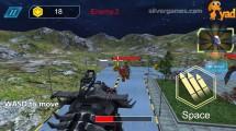 Dino Squad Battle Mission: Gameplay