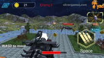Dino Squad Battle Mission: Battle