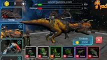 Dino Squad Battle Mission: Upgrades