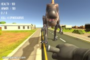Dinosaur Hunter: Gameplay