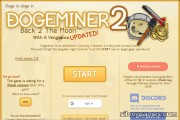 Dogeminer 2: Mining Game