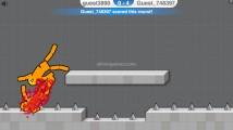 Don't Fall: Gameplay Ragdoll
