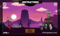 Doodieman Bazooka: Instructions