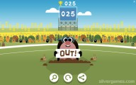 Doodle Cricket: Gameplay Cricket Animals