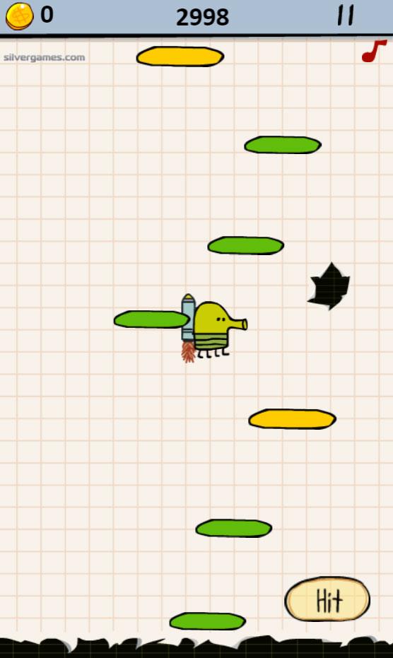 Doodle Jump Spiele