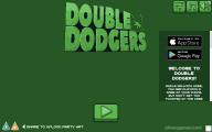 Double Dodgers: Menu