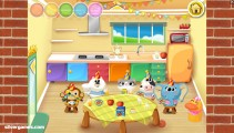 Dr. Panda Dailycare: Kitchen Eating Friends