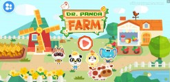 Dr.Panda Farm: Menu