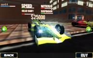 Drag Racing 3D: Gameplay Car Selection