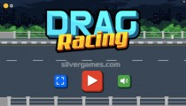 Drag Racing: Menu