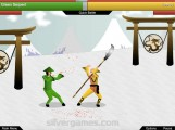 Dragon Fist 3: Gameplay Fighters Snow Mutiplayer