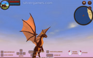 Dragon Simulator 3D: Dragon Fyling Sky