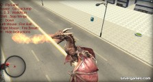 Dragon Vice City: Dragon Spitting Fire