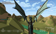 Dragon World: Dragon Flying