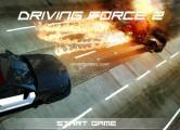 Driving Force 2: Menu