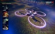 Drone Racing: Menu