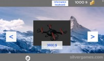 Drone Simulator: Drone Selection