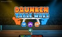 Drunken Table Wars: Menu