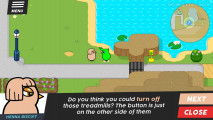 Duck Life: Adventure: Gameplay Ducks Talking