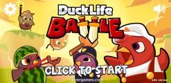 Duck Life: Battle: Menu