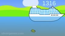 Duck Life: Duck Swimming