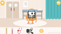 Dumb Ways JR Zanys Hospital: Scanning Doctor