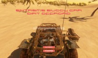 Dune Buggy Racing: Menu