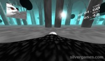 Eagle Ride: Flying Through Forest