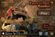 Earn To Die 2: Exodus: Menu