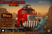 Earn To Die 2012: Part 2: Zombie Game