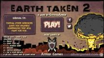 Earth Taken 2: Menu