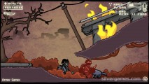 Earth Taken 2: Gameplay Jumpnrun