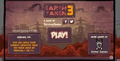 Earth Taken 3: Menu