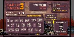 Earth Taken 3: Achievements
