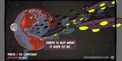 Earth Taken 3: Aliens