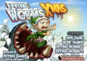 Effing Worms Xmas: Menu